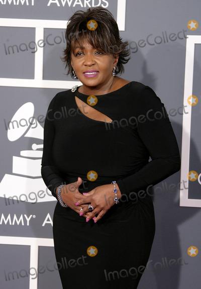 Anita Baker, Grammy Awards Photo - 10 February 2013 - Los Angeles, California - Anita Baker. The 55th Annual GRAMMY Awards held at STAPLES Center. Photo Credit: AdMedia