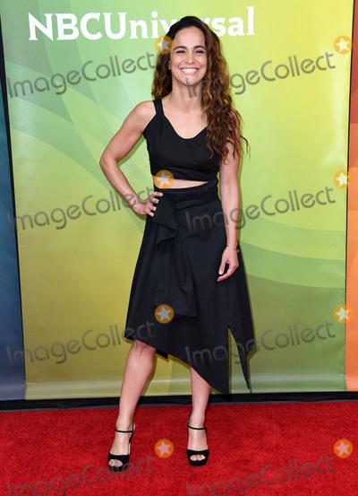 Alice Braga Photo - 02 May 2018 - Los Angeles, California - Alice Braga. 2018 NBCUniversal Summer Press Day held at Universal Studios. Photo Credit: Birdie Thompson/AdMedia