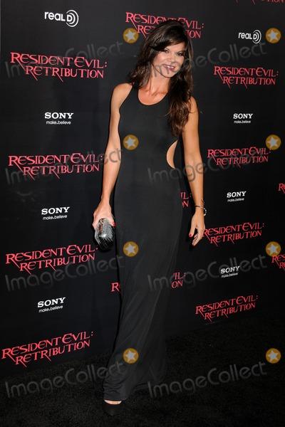 "Danielle Vasinova Photo - 12 September 2012 - Los Angeles, California - Danielle Vasinova. ""Resident Evil: Retribution"" Los Angeles Premiere held at Regal Cinemas L.A. Live. Photo Credit: Byron Purvis/AdMedia"