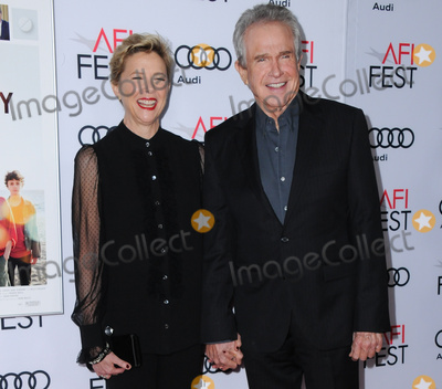 "Annette Bening, Audy, Warren Beatty Photo - 16 November 2016 - Hollywood, California. Annette Bening, Warren Beatty. AFI FEST 2016 Presented By Audi - A Tribute To Annette Bening And Gala Screening Of A24's ""20th Century Women"" held at TCL Chinese Theater. Photo Credit: Birdie Thompson/AdMedia"