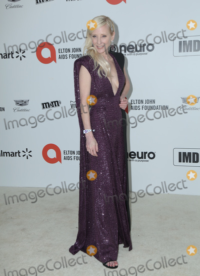 Anne Heche, Ann Heche, Elton John Photo - 09 February 2020 - West Hollywood, California - Anne Heche. 28th Annual Elton John Academy Awards Viewing Party held at West Hollywood Park. Photo Credit: PMA/AdMedia