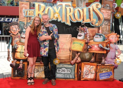 "Alan Snow Photo - 21 September 2014 - Universal City, California - Alan Snow. ""The Boxtrolls"" Los Angeles Premiere held at Universal CityWalk. Photo Credit: Byron Purvis/AdMedia"