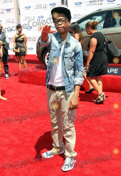 Photo - 01 July 2012 - Los Angeles, California - Astro. 2012 BET Awards held at The Shrine Auditorium. Photo Credit: Kevan Brooks/AdMedia