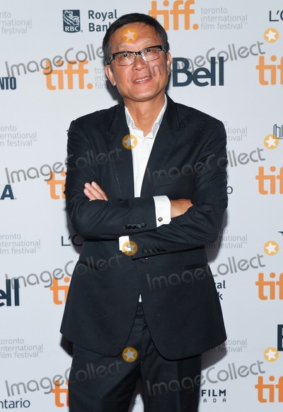 "Andrew Lau Photo - 10 September 2014 - Toronto, Canada - Andrew Lau. ""Revenge Of The Green Dragons"" Premiere during the 2014 Toronto International Film Festival held at the Ryerson Theatre. Photo Credit: Brent Perniac/AdMedia"