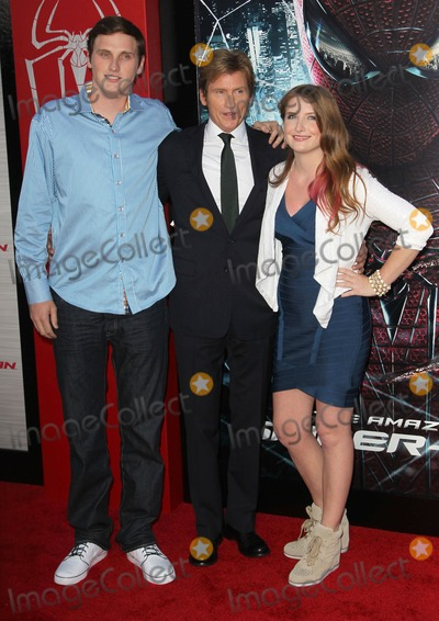 "Spider Man, Spider-Man, Spiderman, Ann Lembeck, Denis Leary, Jackée Photo - 28 June 2012 - Westwood, California - Jack Leary, Denis Leary, Ann Lembeck. Columbia Pictures Los Angeles Premiere Of ""The Amazing Spider-Man"" Held The at Regency Village Theatre. Photo Credit: Faye Sadou/AdMedia"