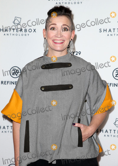"Amy Emmerich Photo - 09 November 2017 - Los Angeles, California - Amy Emmerich. Starlight Studios And Refinery29 ""Come Swim"" Los Angeles Premiere. Photo Credit: F. Sadou/AdMedia"