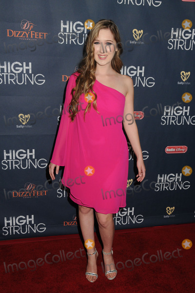 "Heather Youmans Photo - 29 March 2016 - Hollywood, California - Heather Youmans. ""High Strung"" Los Angeles Premiere held at the TCL Chinese 6 Theatre. Photo Credit: Byron Purvis/AdMedia"