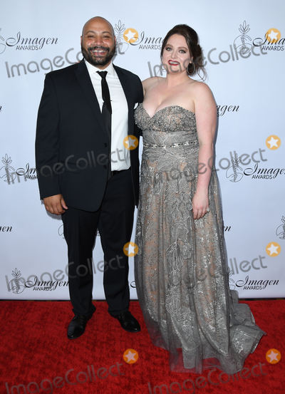ASH, Colton Dunn Photo - 25 August 2018 - Los Angeles, California - Colton Dunn, Laura Ash.  33rd Annual Images Awards held at JW Marriot Los Angeles at LA Live. Photo Credit: Birdie Thompson/AdMedia