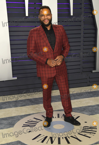 Anthony Anderson, Wallis Annenberg Photo - 24 February 2019 - Los Angeles, California - Anthony Anderson. 2019 Vanity Fair Oscar Party following the 91st Academy Awards held at the Wallis Annenberg Center for the Performing Arts. Photo Credit: Birdie Thompson/AdMedia