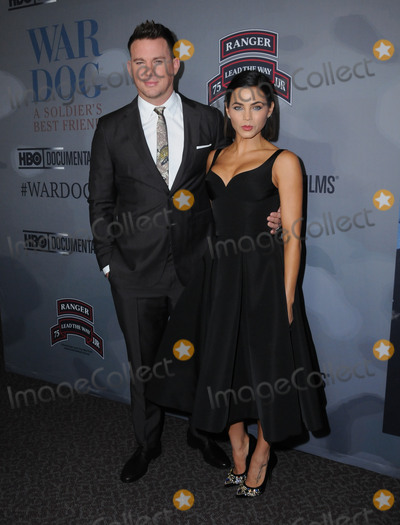 "Channing Tatum, Jenna Dewan, Jenna Dewan Tatum, Jenna Dewan-Tatum Photo - 06 November  2017 - Los Angeles, California - Channing Tatum, Jenna Dewan Tatum. ""War Dog: A Soldier's Best Friend"" Los Angeles premiere held at Director's Guild of America in Los Angeles. Photo Credit: Birdie Thompson/AdMedia"