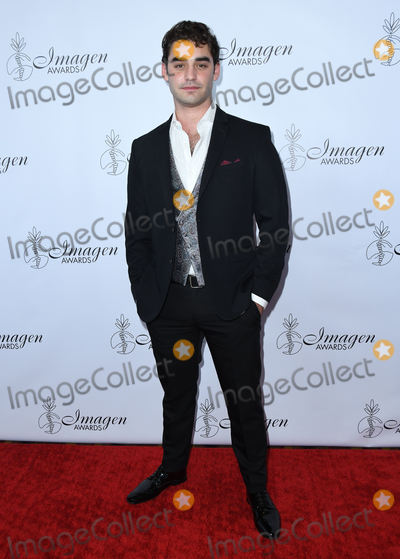 Alex Rich Photo - 25 August 2018 - Los Angeles, California - Alex Rich.  33rd Annual Images Awards held at JW Marriot Los Angeles at LA Live. Photo Credit: Birdie Thompson/AdMedia