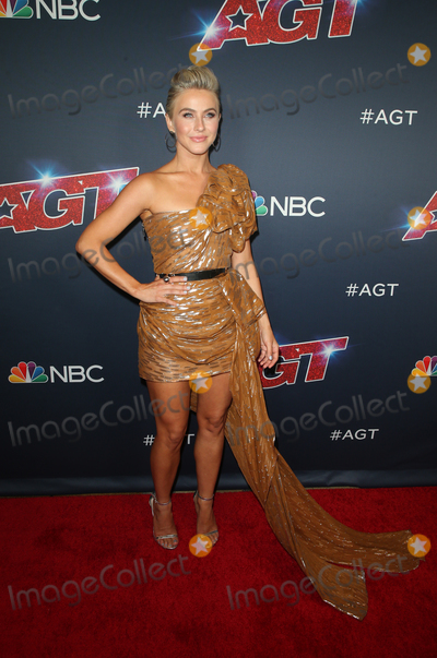 """Julianne Hough Photo - 13 August 2019 - Hollywood, California - Julianne Hough. """"America's Got Talent"""" Season 14 Live Show Red Carpet held at Dolby Theatre. Photo Credit: FSadou/AdMedia"""