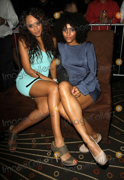 Eve, Annie Ilonzeh, Saleisha Stowers, Big Bang, Annie  Ilonzeh Photo - 31 December 2011 - Hollywood, California - Saleisha Stowers and Annie Ilonzeh. Big Bang New Years eve party 2012 Held at Hollywood &Highlands Complex. Photo Credit: Kevan Brooks/AdMedia