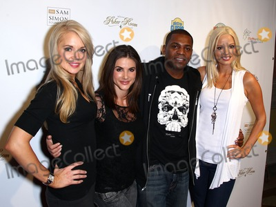 """Stacy Fuson, Mekhi Phifer, Lauren Anderson, Alison Waite Photo - 11 December 2010 - Las Vegas, Nevada - Stacy Fuson, Alison Waite, Mekhi Phifer, Lauren Anderson.  """"All In For CP"""" Celebrity Charity Poker Tournament to Benefit the One Step Closer Foundation at the Venetian Resort Hotel and Casino. Photo: MJT/AdMedia"""