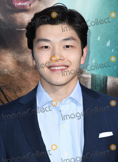 "Alex Shibutani, TCL Chinese Theatre Photo - 12 March 2018 - Hollywood, California - Alex Shibutani. ""Tomb Raider"" Los Angeles Premiere held at TCL Chinese Theatre. Photo Credit: Birdie Thompson/AdMedia"