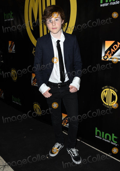 Casey Simpson, Michael Campion Photo - 29 July 2018 - Los Angeles , California - Casey Simpson. Fuller House Star Michael Campion's Roaring 16th Birthday Celebration  held at Cicada Restaurant . Photo Credit: Birdie Thompson/AdMedia