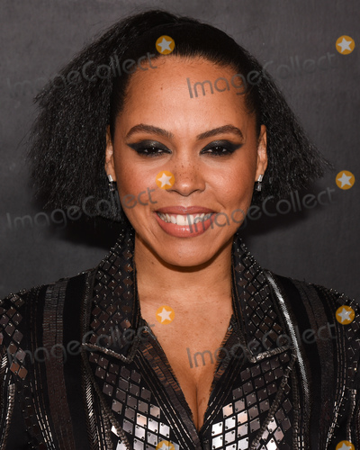 "Amirah Vann Photo - 08 February 2020 - Hollywood, California - Amirah Vann. ""How to Get Away with Murder"" Series Finale at Yamashiro. Photo Credit: Billy Bennight/AdMedia"