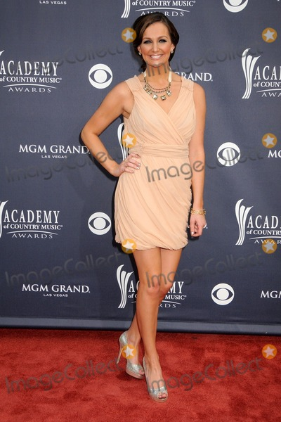 Ashley Gearing Photo - 3 April 2011 - Las Vegas, Nevada - Ashley Gearing. 46th Annual Academy of Country Music Awards - Arrivals held at the MGM Grand Garden Arena. Photo: Byron Purvis/AdMedia