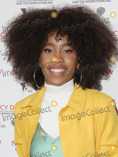 Zoe Renee Photo - 10 March 2019 - Los Angeles, California - Zoe Renee. World Premiere of 'Nancy Drew and the Hidden Staircase' held at AMC Century City 15. Photo Credit: PMA/AdMedia