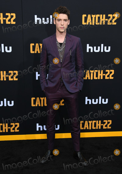 """Pico Alexnader Photo - 07 May 2019 - Hollywood, California - Pico Alexnader. Hulu's """"Catch 22"""" Los Angeles Premiere held at PTCL Chinese Theatre. Photo Credit: Birdie Thompson/AdMedia"""