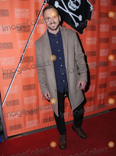 "Adam McArthur Photo - 25 January 2018 - Pasadena, California - Adam McArthur. ""Pirates of Penzance"" Opening Night  held at Pasadena Playhouse. Photo Credit: Birdie Thompson/AdMedia"