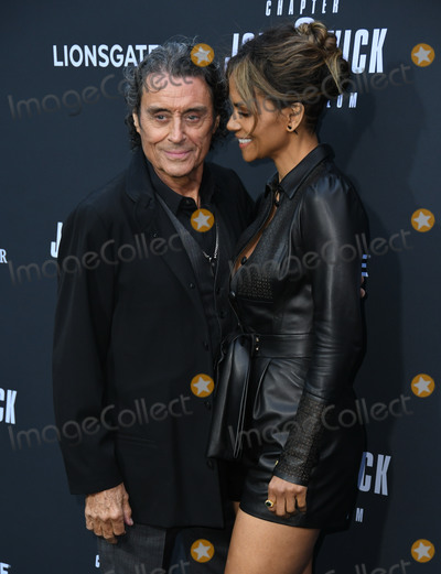"""Halle Berry, TCL Chinese Theatre, John Wicks Photo - 15 May 2019 - Hollywood, California - Ian McShane, Halle Berry. """"John Wick: Chapter 3 - Parabellum"""" Special Screening Los Angeles held at the TCL Chinese Theatre. Photo Credit: Birdie Thompson/AdMedia"""
