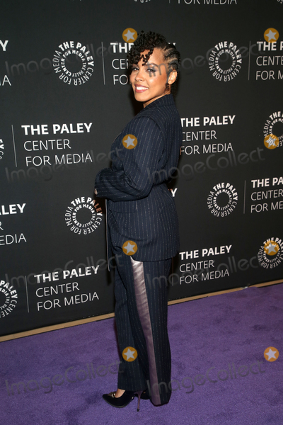 """Amirah Vann Photo - 19 November 2019 - Beverly Hills, California - Amirah Vann. The Paley Center Celebrates The Final Season Of """"How To Get Away With Murder"""" held at The Paley Center for Media. Photo Credit: FS/AdMedia"""