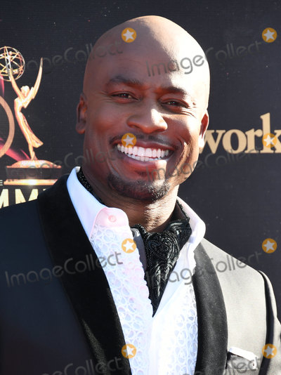 Akbar Gbajabiamila Photo - 03 May 2019 - Pasadena, California - Akbar Gbajabiamila. 46th Annual Daytime Creative Arts Emmy Awards - Arrivals held at Pasadena Civic Center. Photo Credit: Birdie Thompson/AdMedia