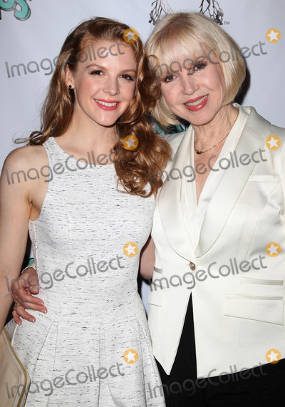 Ashley Bell, Victoria Carroll Photo - 01 June 2014 - West Hollywood, California - Ashley Bell, Victoria Carroll. The Groundlings 40th Anniversary Gala held at HYDE Sunset: Kitchen + Cocktails. Photo Credit: F. Sadou/AdMedia