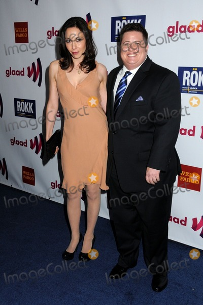 Bono, Chaz Bono Photo - 10 April 2011 - Los Angeles, California - Jennifer Elia and Chaz Bono. 22nd Annual GLAAD Media Awards held at the Westin Bonaventure Hotel. Photo: Byron Purvis/AdMedia
