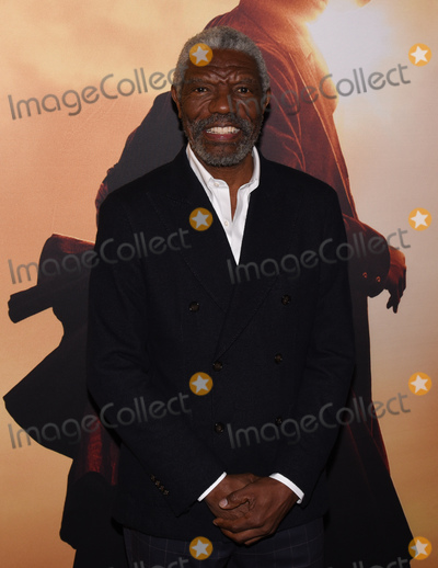 "Vondie Curtis-Hall, Vondi Curtis Hall, Vondie Curtis Hall Photo - 29 October 2019 - Los Angeles, California - Vondie Curtis-Hall. Focus Features' ""Harriet"" Los Angeles Premiere held at The Orpheum Theatre. Photo Credit: Billy Bennight/AdMedia"