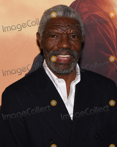 """Vondie Curtis-Hall, Vondi Curtis Hall, Vondie Curtis Hall Photo - 29 October 2019 - Los Angeles, California - Vondie Curtis-Hall. Focus Features' """"Harriet"""" Los Angeles Premiere held at The Orpheum Theatre. Photo Credit: Billy Bennight/AdMedia"""