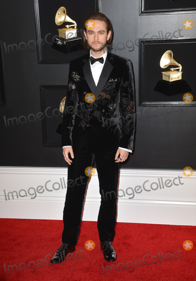 Photo - 10 February 2019 - Los Angeles, California - Zedd. 61st Annual GRAMMY Awards held at Staples Center. Photo Credit: AdMedia