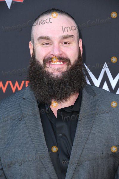 Braun Strowman Photo - 06 June 2018 - North Hollywood, California - Braun Strowman. WWE FYC Event held at Saban Media Center at the Television Academy. Photo Credit: Birdie Thompson/AdMedia