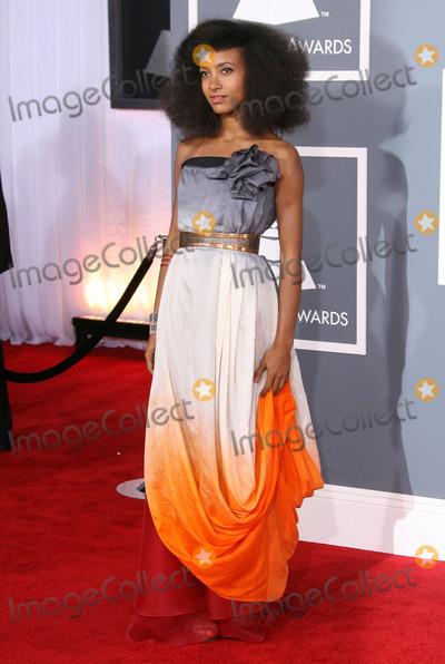 Esperanza Spalding, Grammy Awards Photo - 12 February 2012 - Los Angeles, California - Esperanza Spalding. The 54th Annual GRAMMY Awards held at the Staples Center. Photo Credit: AdMedia
