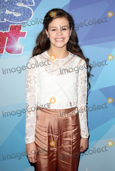 """Angelina Green Photo - 29 August 2017 - Hollywood, California - Angelina Green. NBC """"America's Got Talent"""" Season 12 Live Show held at the Dolby Theatre. Photo Credit: F. Sadou/AdMedia"""