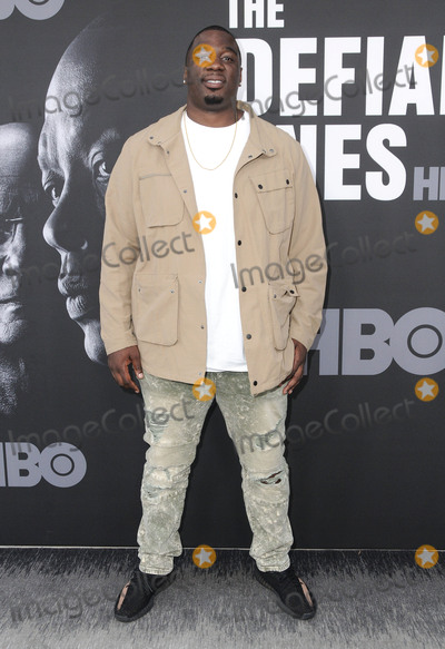 "Donovan Carter, Donovan Photo - 22 June 2017 - Hollywood, California - Donovan Carter. HBO's ""The Defiant Ones"" Los Angeles premiere held at Paramount Theater in Hollywood. Photo Credit: Birdie Thompson/AdMedia"