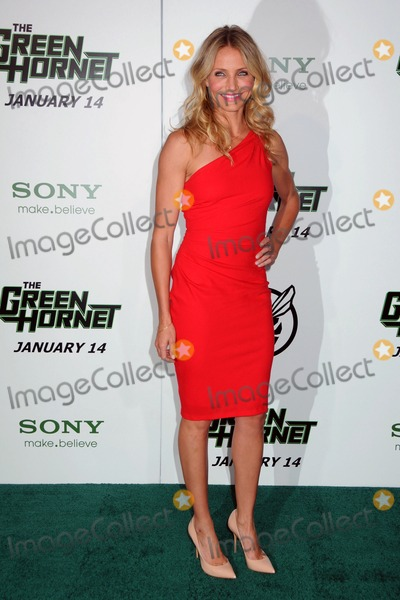 """Cameron Diaz, Grauman's Chinese Theatre Photo - 10 January 2011 - Hollywood, California - Cameron Diaz. """"The Green Hornet"""" Los Angeles Premiere held at Grauman's Chinese Theatre. Photo: Byron Purvis/AdMedia"""