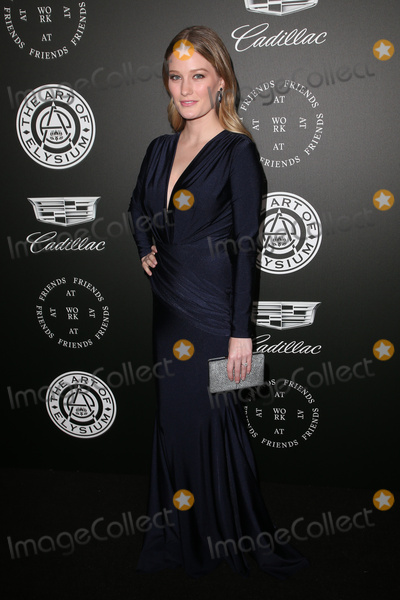 Ashley Hinshaw Photo - 06 January 2018 - Santa Monica, California - Ashley Hinshaw. The Art Of Elysium's 11th Annual Black Tie Artistic Experience HEAVEN Gala held at Barker Hangar. Photo Credit: F. Sadou/AdMedia