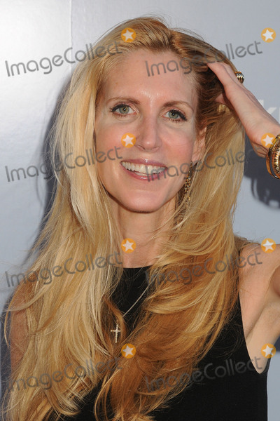 "Ann Coulter, ANNE COULTER Photo - 22 July 2015 - Westwood, California - Ann Coulter. ""Sharknado 3: Oh Hell No!"" Los Angeles Premiere held at iPic Theaters. Photo Credit: Byron Purvis/AdMedia"
