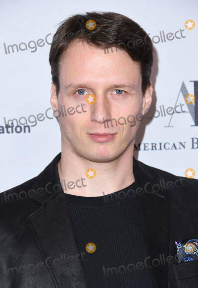 Alexei Agoudine Photo - 17 December 2018 - Beverly Hills , California - Alexei Agoudine. American Ballet Theatre's Annual Holiday Benefit held at Beverly Hilton Hotel. Photo Credit: Birdie Thompson/AdMedia