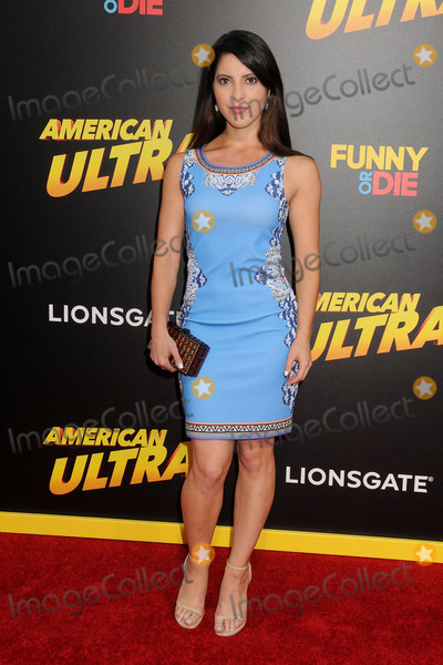 "Ashley Arpel Photo - 18 August 2015 - Los Angeles, California - Ashley Arpel. ""American Ultra"" Los Angeles Premiere held at The Ace Hotel. Photo Credit: Byron Purvis/AdMedia"