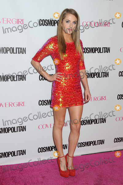 Anne Winters, Ann Winters Photo - 12 October 2015 - Hollywood, California - Anne Winters. Cosmopolitan 50th Birthday Celebration held at Ysabel. Photo Credit: Byron Purvis/AdMedia