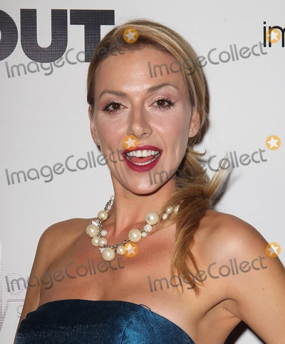 Allison McAtee Photo - 7 March 2013 - Los Angeles, California - Allison McAtee. OUT Celebrates LA Fashion Week With OUT Fashion Benefitting The AIDS Healthcare Foundation_Show  Held At The Pacific Design Center. Photo Credit: Faye Sadou/AdMedia