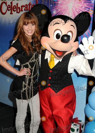 "Bella Thorne Photo - 15 December 2010 - Los Angeles, California - Bella Thorne. Disney On Ice presents ""Let's Celebrate!"" held at L.A. LIVE. Photo: Byron Purvis/AdMedia"