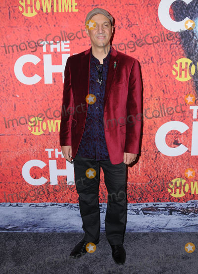 """Amro Salama Photo - 03 January 2018 - Los Angeles, California - Amro Salama. Premiere of Showtimes' new series """"TheChi"""" held at Downtown Independent in Los Angeles. Photo Credit: Birdie Thompson/AdMedia"""
