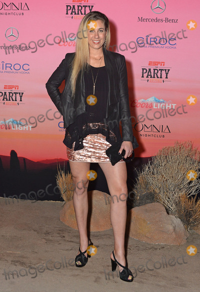 April Ross Photo - 30 January 2015 - Scottsdale, Arizona - April Ross. ESPN The Party held at WestWorld of Scottsdale. Photo Credit: Keith Sparbanie/AdMedia