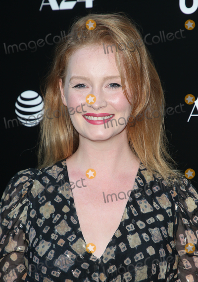 Photo - 11 July 2019 - Hollywood, California - Kimberly Van Der Beek. The Los Angeles Special Screening of Skin held at ArcLight Hollywood. Photo Credit: Faye Sadou/AdMedia