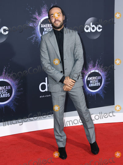 Pete Wentz Photo - 24 November 2019 - Los Angeles, California - Pete Wentz. 2019 American Music Awards - Arrivals held at Microsoft Theater. Photo Credit: Birdie Thompson/AdMedia