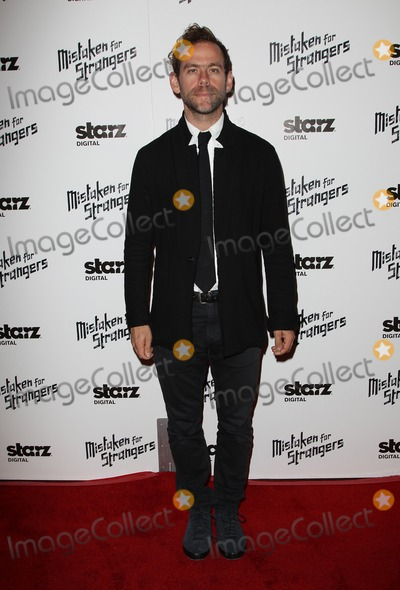 "Bryce Dessner Photo - 25 March 2014 - Los Angeles, California - Bryce Dessner. Los Angeles Screening Of ""Mistaken For Strangers"" Los Angeles Gala Dinner Held at The Shrine Auditorium. Photo Credit: F.Sadou/AdMedia"